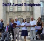 DARS award Recipients