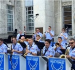 Air Force band of the West